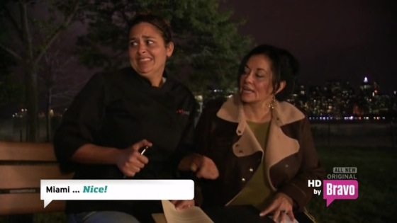 Antonia Lofaso On Being Related To Michael Isabella (From Top Chef)