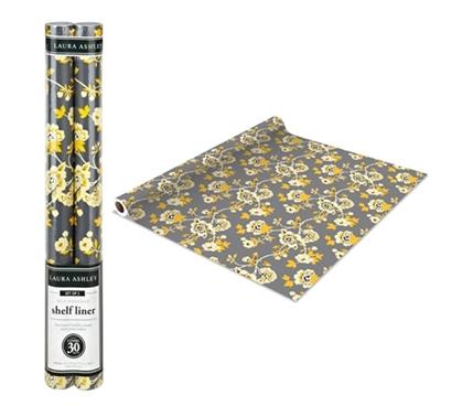 Self Adhesive Shelf Liner Floral Shadow Dorm Decor