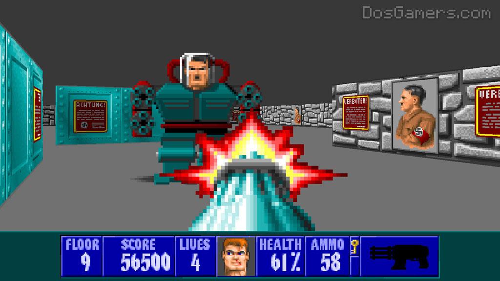 Wolfenstein Hd Wallpapers Hoe Speel Je Wolfenstein 3d Op Windows 10