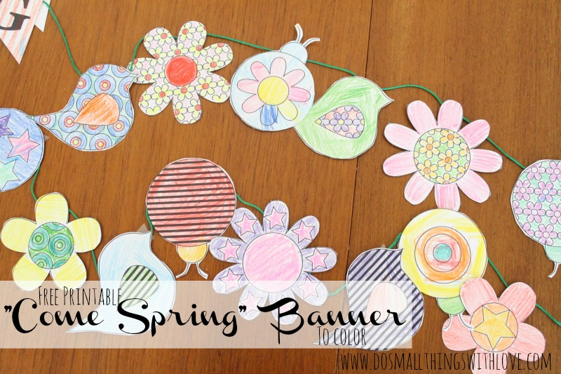 35 Free Printables for Spring  Easter - Yellow Bliss Road