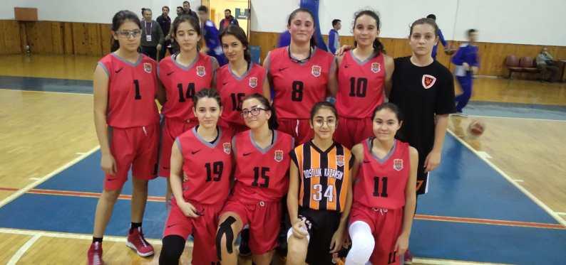 Basket Kız takımı
