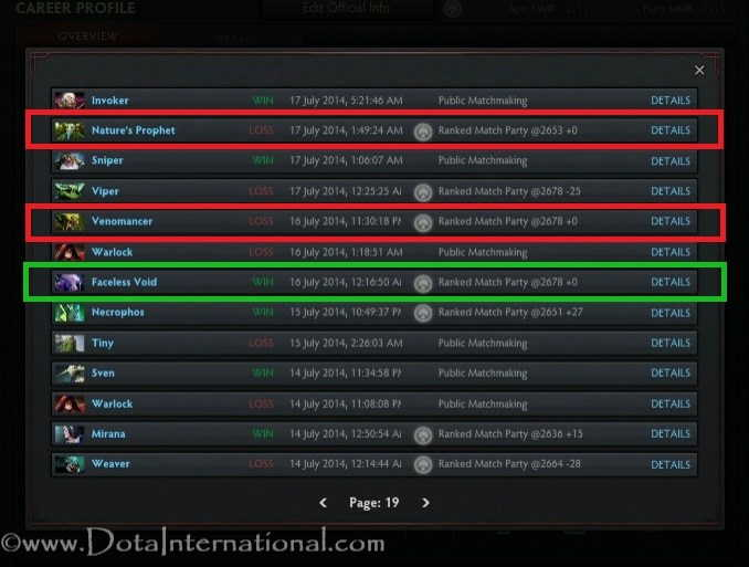 How does dota 2 matchmaking rating work