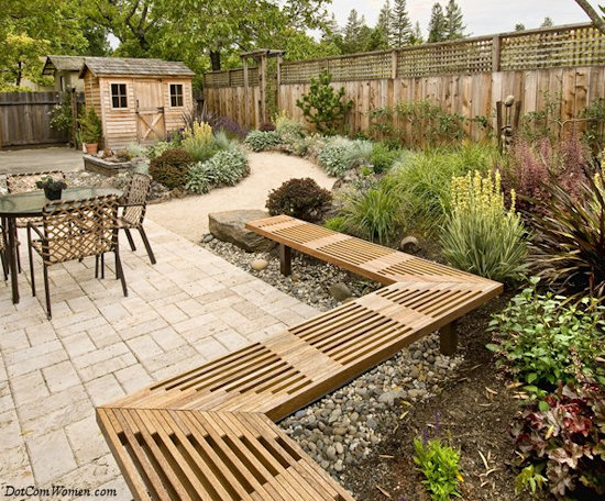Beautiful Backyards For All Seasons Dot Com Women