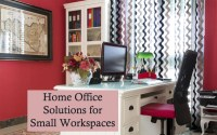 Home Office Solutions for Small Workspaces - Dot Com Women