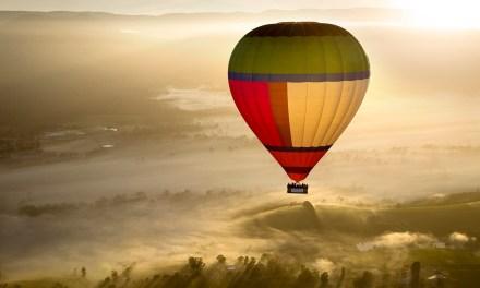 Global Ballooning – Yarra Valley Wedding Package