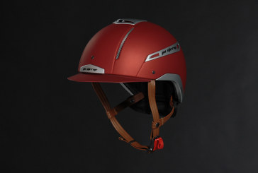 Sicurezza e comodità parole d'ordine del nuovo casco di Jin Stirrup
