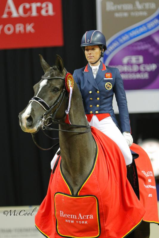 Valegro and Charlotte Dujardin Reem Acra Fei World Cup Final Las Vegas
