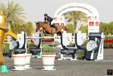 Francesco Turturiello è 6° in Coppa del Mondo a Dubai