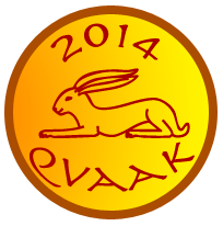 The Red Rabbit, 2014, awarded to Qvaak!