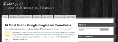 google-plugins-wordpress