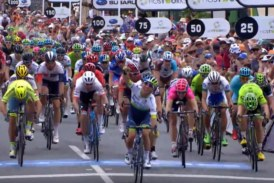 Tour Down Under, 1a tappa: gli highlights