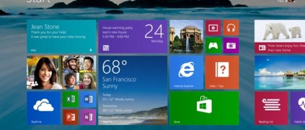 windows 8.1 august update
