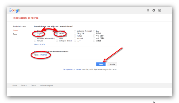 Le stranezze di Google I Codici