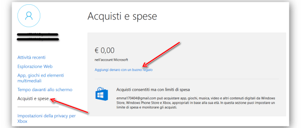 Impostare e gestire le restrizioni bambini su Windows 10