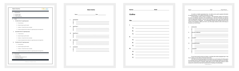 Blank Outline Template kicksneakers - blank outline template