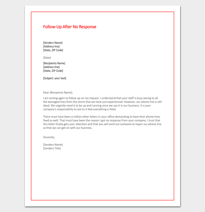 sending a resume email template