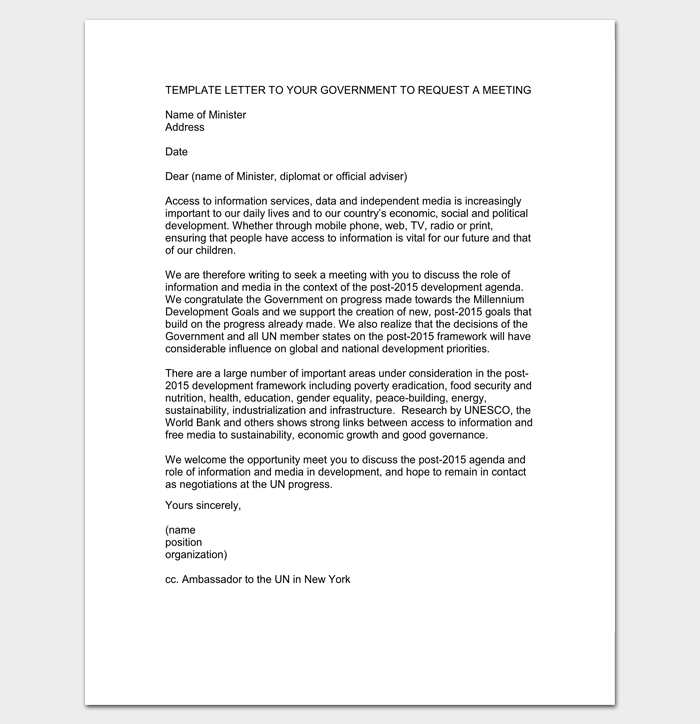 Government Job Appointment Letter Format 26 Appointment Letter Templates  Free Sample Example 100 9 Employee Appointment