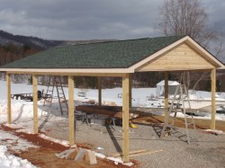 Inspiring Log Siding Carport To Match D Contracting Log Siding Carport To Match Vinyl Log Siding Canada Vinyl Log Siding Manufacturers