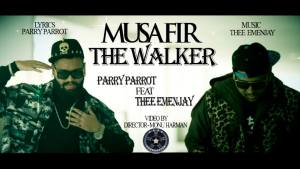 Musafir (The Walker) Mp3 Lyrics - Swag Singh & Thee Emenjay | Mp4 Video