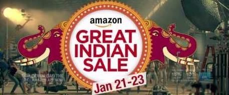 Amazon Great Indian Sale Ad Song Mp3 Ringtone Download (48 kbps, 128 kbps, 256 kbps, 320 kbps) Amazon Great Indian Sale Ad Song Mp4 Video Download (360p, 720p, 1080p)