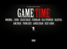 Game Time Deep Jandu Cover Pic