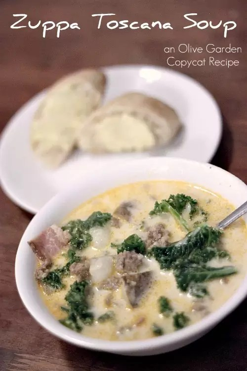 Zuppa Toscana Soup by Eat Craft Parent