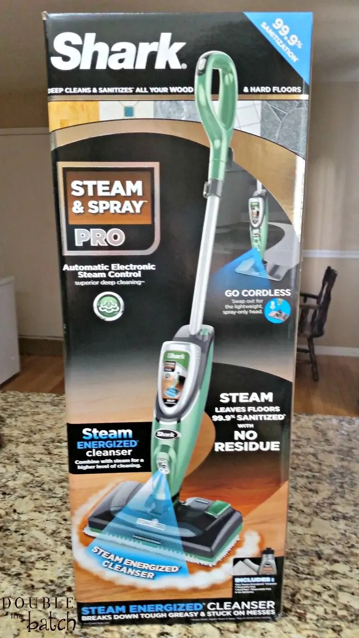 Shark Steam Amp Spray Pro Review Double The Batch