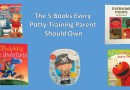 The 5 Books Every Potty Training Parent Should Own