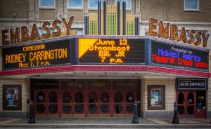 Embassy Theatre, Fort Wayne Indiana
