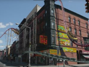 Polo & Pan 'Brooklyn Amusement Park'