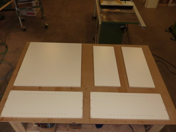 How To Build Diy Kitchen Cabinets Dowelmax
