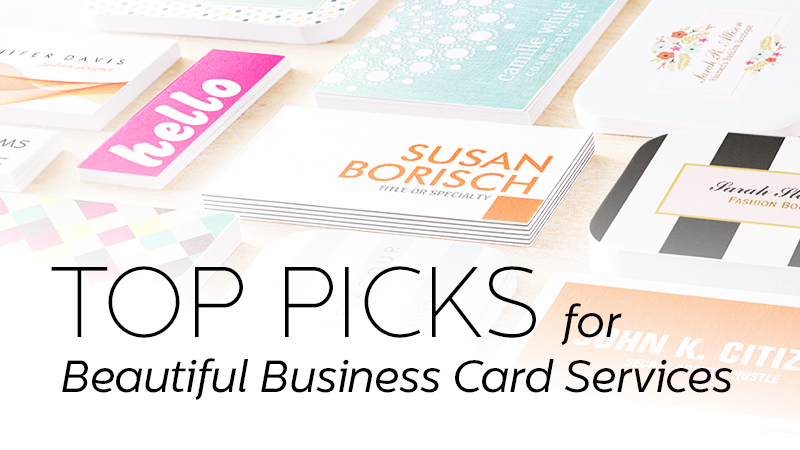 Best Sites for Beautiful Business Cards Our Top Picks Dowitcher