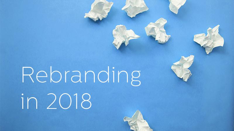 Rebranding in 2018 Dowitcher Designs