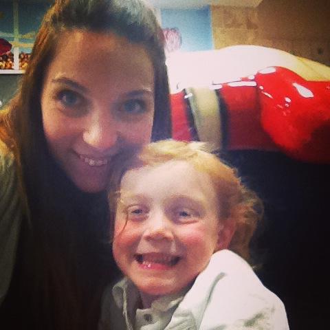 Auntie Jen & Aila