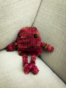 Monster Knitting | Down Cellar Studio Podcast