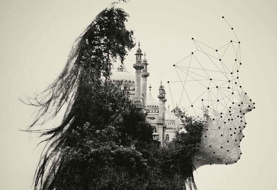 Sculpture Hd Wallpapers Collection Of Double Exposure Effect Photoshop Tutorial