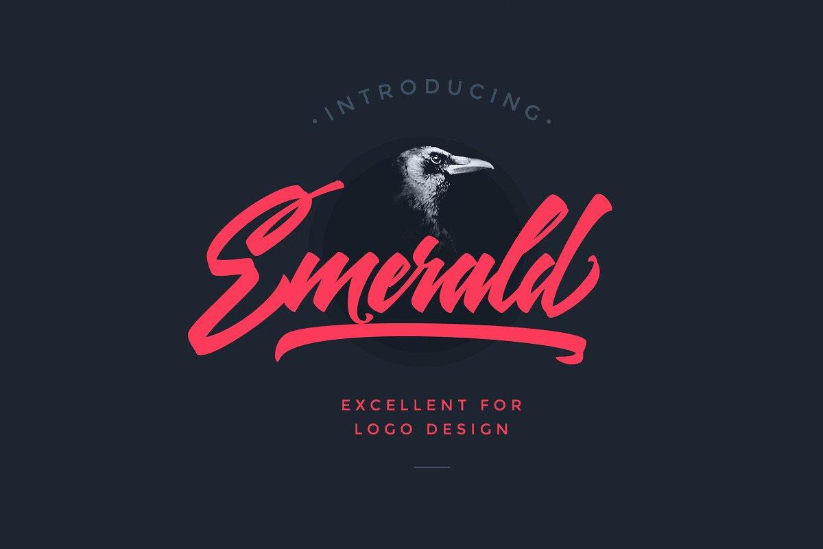 Sculpture Hd Wallpapers Emerald Script Font For Logo Design