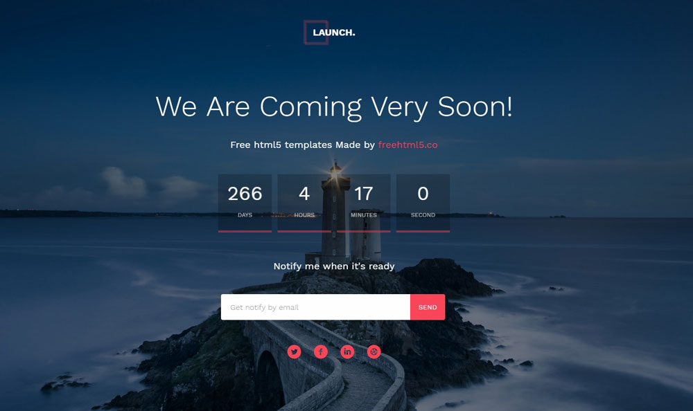 free construction website templates download