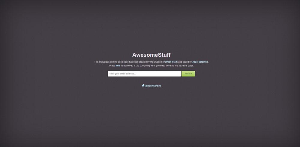 free construction website templates html