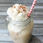 Vanilla Protein Iced Chai Latte
