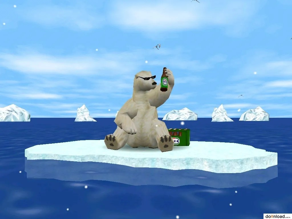 Animated Aquarium Wallpaper For Windows 7 Free 3d Arctic Bear Advanced Zmiana Wyglądu Windows