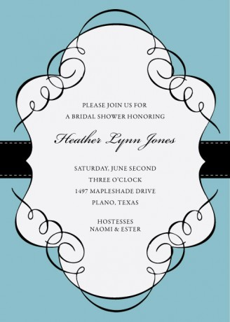Birthday Invitation Template Word wblqual - downloadable birthday invitations templates free
