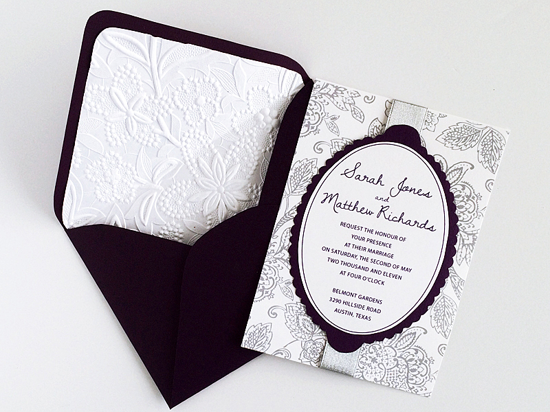 Free Template for Easy Envelope Liners - a7 envelope liner template