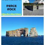 Percé Rock in the Gaspésie Region of Quebec–#QuebecMaritime