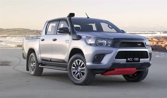Toyota HiLux Accessories Downtown Toyota