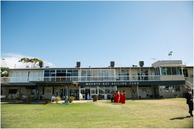 Mounts Bay Sailing Club, Perth WA.