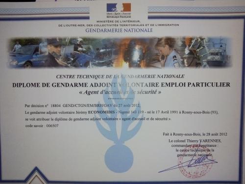 cv agent d'accueil standard competences