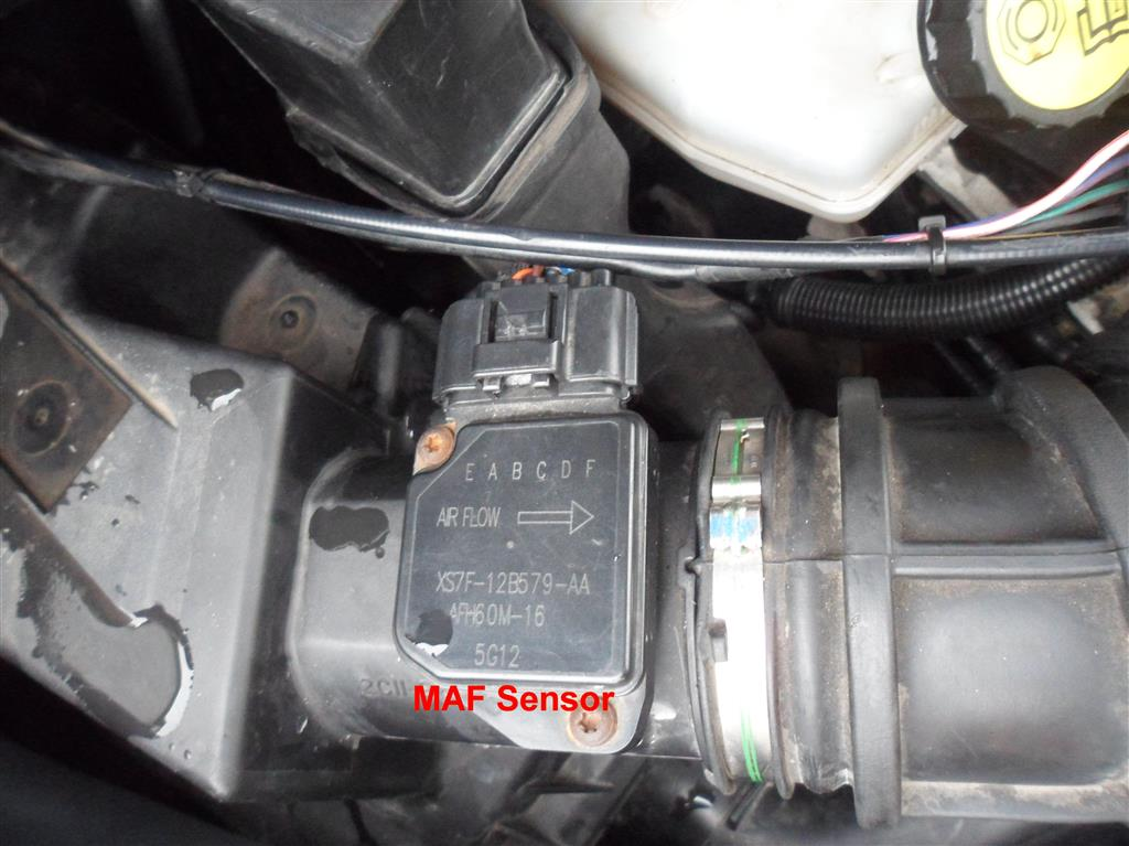 Ford Transit TDCi, low power, low boost (p0235) \u2013 Fixed! \u2013 Do your