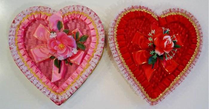 Sweet, Collectible Valentines Memories