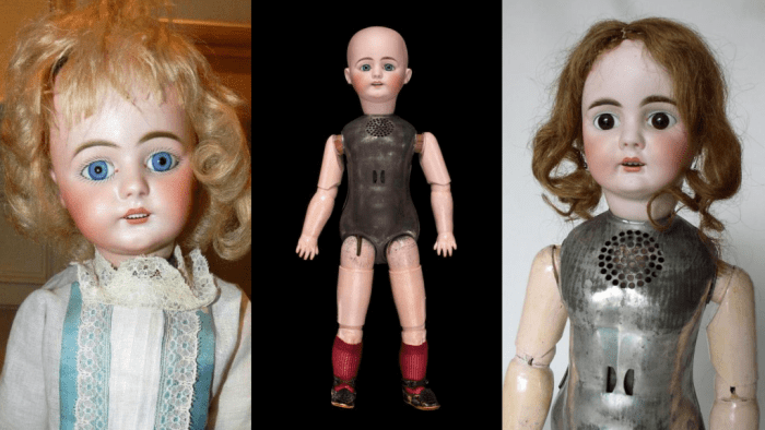Edison Talking Doll – Scary Doll Or Fairytale Doll?